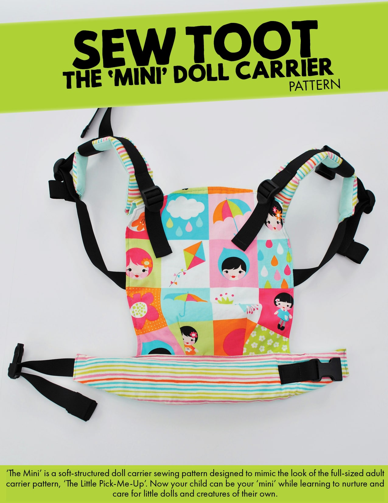 doll carrier sewing pattern