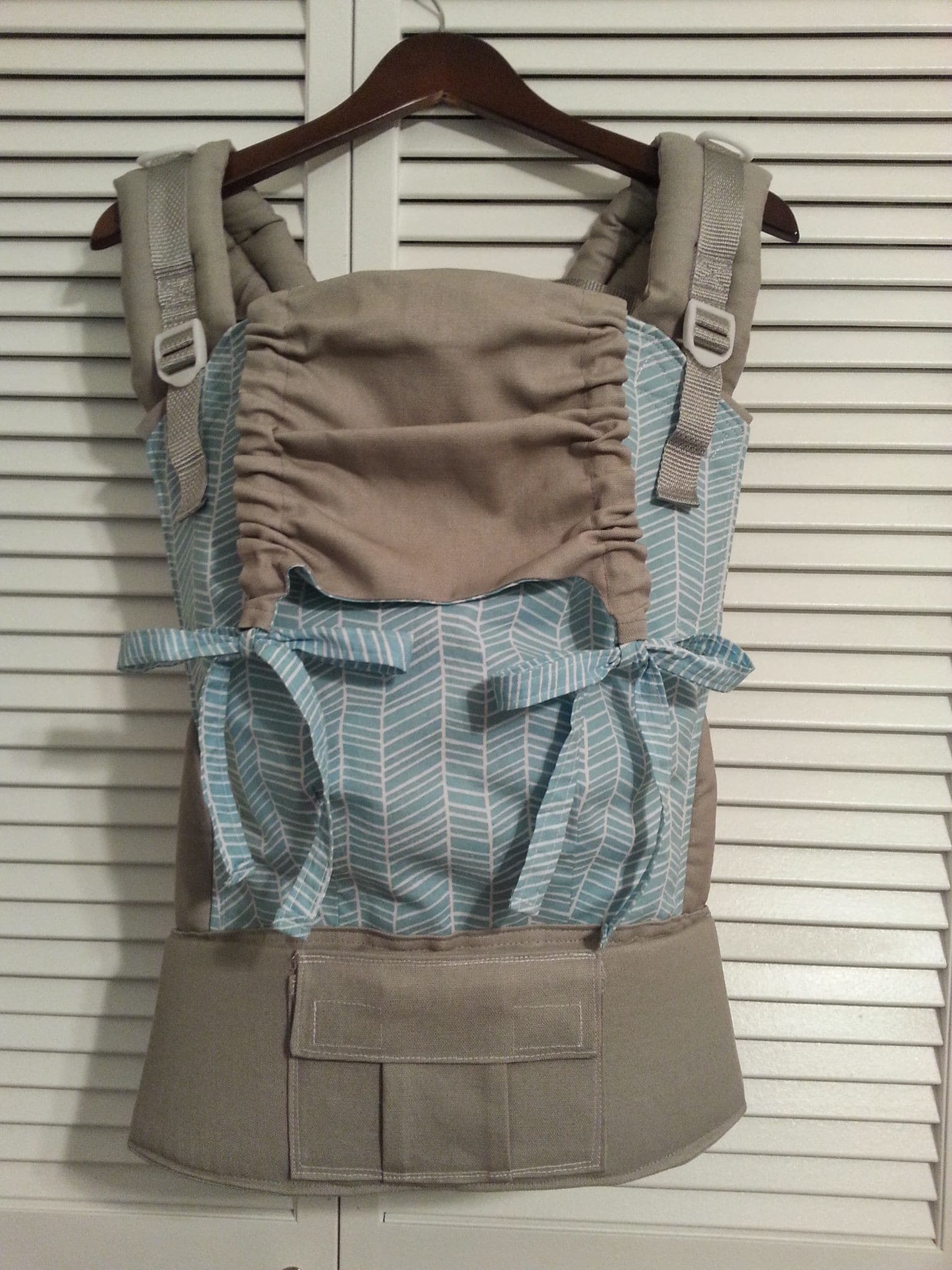 Baby Carrier Sewing Pattern The Little Pick Me Up By Sew