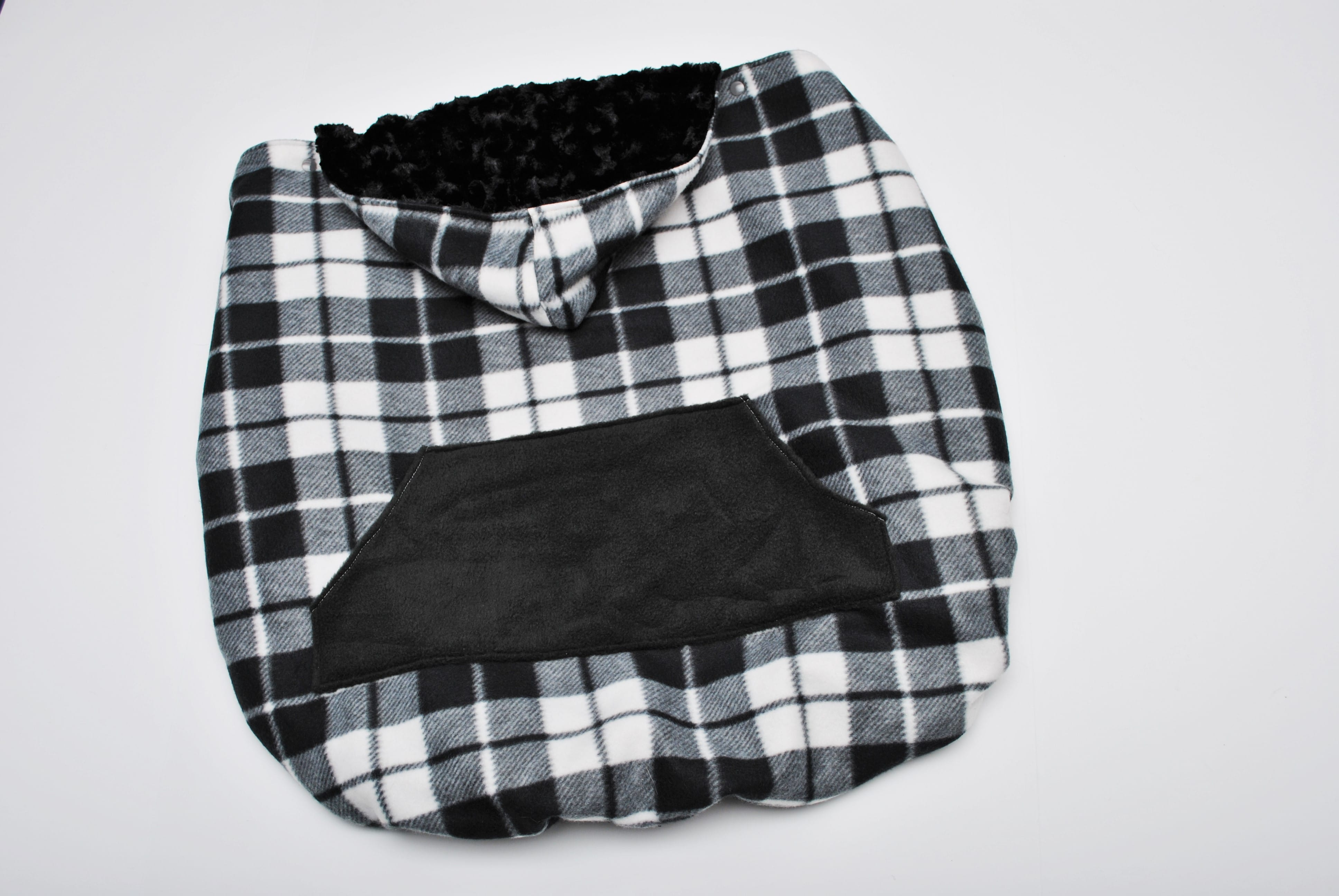 The Cozy Cover Cold Weather Baby Carrier Cover Pattern