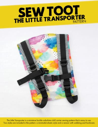 Little Transporter Pattern Covers