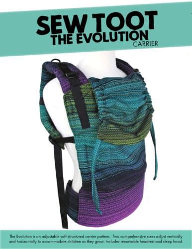 The Evolution Baby Carrier Pattern Cover