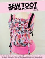 baby carrier sewing pattern tutorial